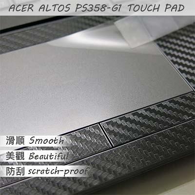 【Ezstick】ACER ALTOS PS358-G1 TOUCH PAD 觸控板 保護貼