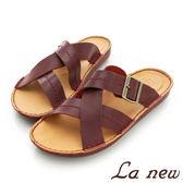 【La new outlet】輕蜓系列 輕量拖鞋 (男221075254)