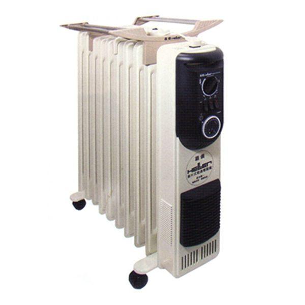 嘉儀12葉片電暖器KE-212TF