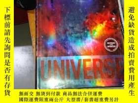 二手書博民逛書店Universe:罕見The Definitive Visual