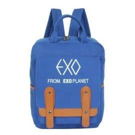預購-韓版帆布雙肩後背包