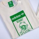 IMPACT Adidas x Disney Kermit 短T 白 綠 迪士尼 科米蛙 陳奕迅著用款 GQ4152