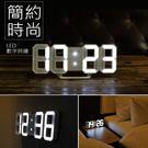 3D立體LED數字時鐘/鬧鐘 電子鐘/數字鐘 USB供電 生日禮物 與韓劇 當你沉睡時 同款