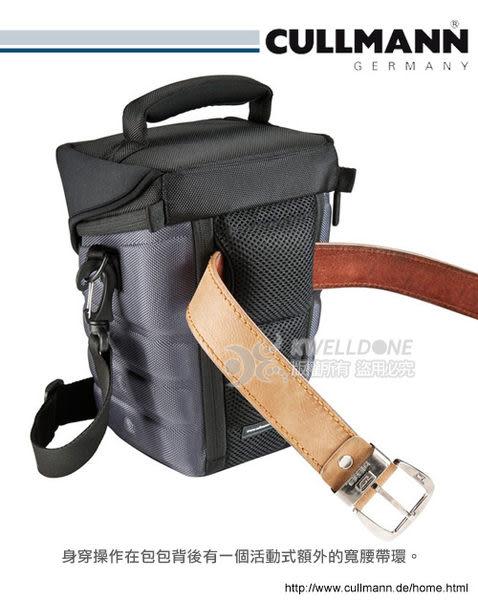 【CULLMANN】保護者單機槍型硬殼包Action300中型(黑)