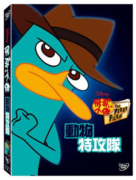 飛哥與小佛 動物特攻隊 DVD (購潮8)