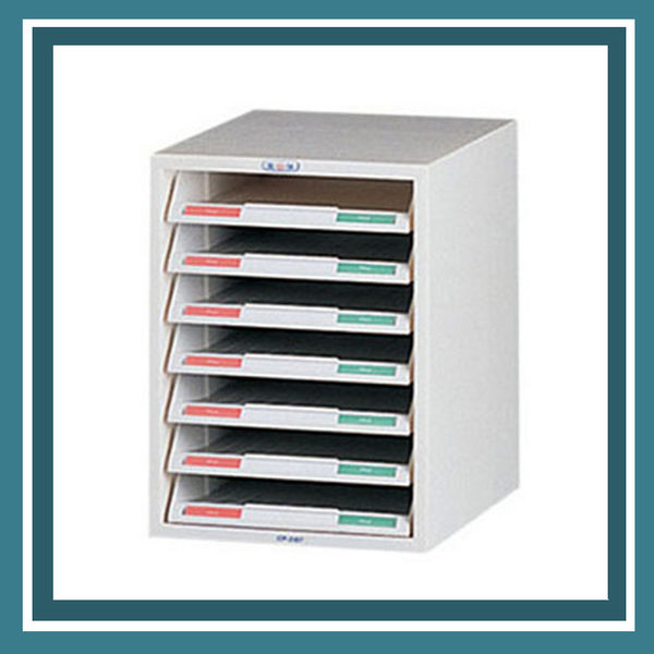 【必購網OA辦公傢俱】CP-3107 捲門式 公文櫃 資料櫃 效率櫃