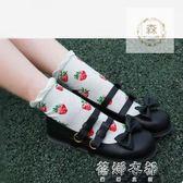 日系軟妹皮鞋娃娃鞋學生夏可愛小皮鞋平底鞋可愛圓頭女鞋淺口鞋  蓓娜衣都