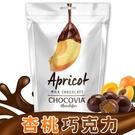 土耳其老牌手工巧克力大廠 巧克力包覆杏桃,獨特口感多層次享受 巧克力成分65%,杏桃成分35%