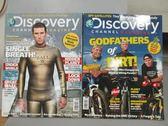 【書寶二手書T5/雜誌期刊_PNF】Discovery_2009/5&6-7_共2本合售_Godfathers