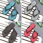 涼拖鞋 正韓時尚人字拖男士夏季耐磨防滑外穿涼拖鞋夾趾潮流休閒沙灘鞋子 莎拉嘿幼