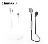 REMAX 藍芽運動耳機 RB-S18 後掛式 藍芽耳機 耳機 運動耳機 【Z90258】