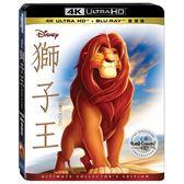 【停看聽音響唱片】【BD】獅子王 雙碟限定版『4K』