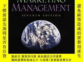 二手書博民逛書店Global罕見Marketing Management (7th Edition)Y364682 Warre