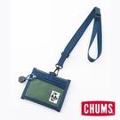CHUMS Eco ID Card Holder 證件帶 森林綠 CH602488M021【GO WILD】