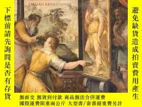 二手書博民逛書店Pliny罕見and the Artistic Culture of the Italian Renaissanc