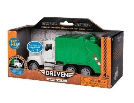 B.TOYS Mini Recycling Truck 小型回收卡車(垃圾車)WH1010Z
