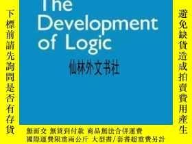二手書博民逛書店【罕見】1985年 The Development Of Log