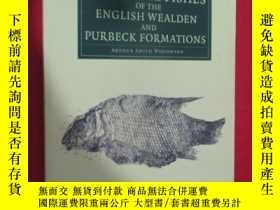 二手書博民逛書店The罕見Fossil Fishes of the Englis