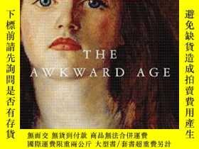 二手書博民逛書店The罕見Awkward Age (everyman s Library (cloth))Y364682 He