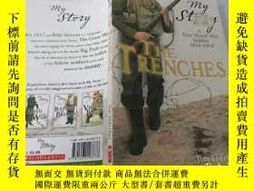 二手書博民逛書店The罕見Trenches:戰壕Y200392
