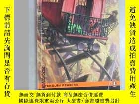二手書博民逛書店英文書罕見PENGUIN READERS ROUND THE WORID IN EIGHTY DAYS 共123頁