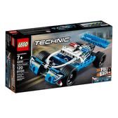 LEGO 樂高 TECHINIC 科技系列 42091 員警追逐車 【鯊玩具Toy Shark】
