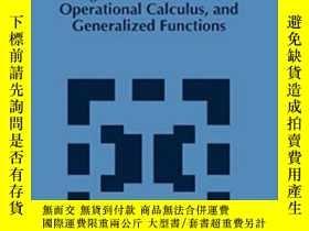 二手書博民逛書店Integral罕見Transformations, Operational Calculus And Gener