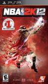 PSP NBA 2K12(美版代購)