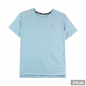 NIKE 女 AS W NK TAILWIND TOP SS  圓領T(短)- 890192452