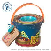 【愛吾兒】美國 B.Toys 巴奇千層桶
