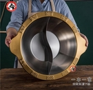 火鍋盆 加厚不銹鋼火鍋鍋具商用電磁爐專用...