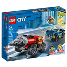 LEGO樂高 City 城市系列 特警鑽...