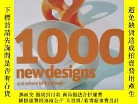 二手書博民逛書店1000罕見new designs and where to find themY254800 Jennife
