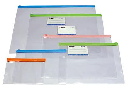 自強牌  SP-A4  環保透明夾鍊袋(一打裝)