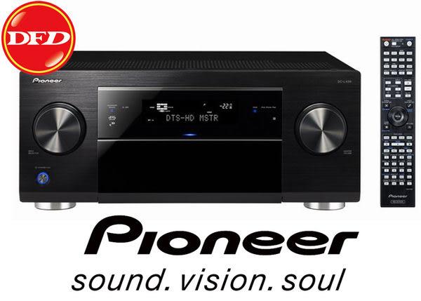 (限量殺組) Pioneer SC-LX56 9.2劇院3D擴大機 公貨 送北區精緻安裝調音乙式+高級HDMI線