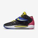 Nike Kd14 Ep [CZ0170-004] 男鞋 籃球鞋 運動 明星款 舒適 避震 包覆 支撐 抓地力 黑 彩