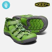 KEEN 童款 織帶涼鞋Newport H2 1018272 / 城市綠洲 (KIDS、水陸兩用、織帶鞋面、戶外休閒、運動涼鞋)