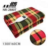 北方智慧型安全雙人電熱毛毯 NR-2880T