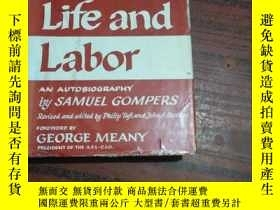 二手書博民逛書店sevnty罕見years of life and labor6