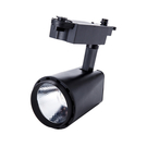 LED 20W軌道燈 燈泡色 黑