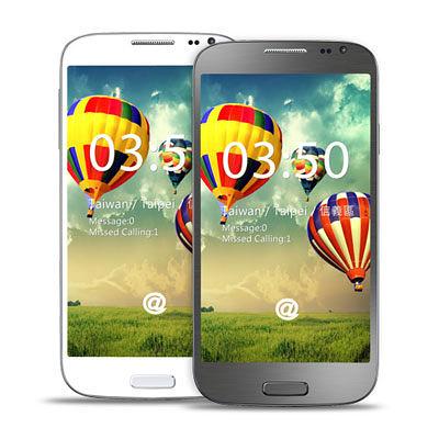 晶豪泰【24期零利率+免運】@didi S5 震旦保固 (三星S4外型) 四核 5吋 2G+3G 雙卡 雙待 IPS 螢幕