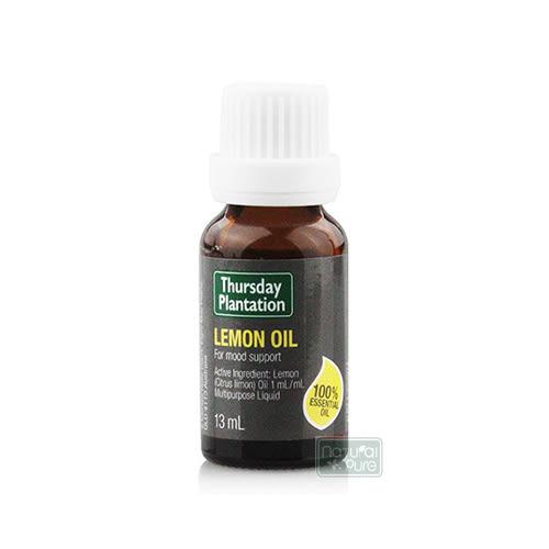 星期四農莊檸檬油Lemon Oil(13ML)【台安藥妝】