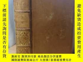 二手書博民逛書店1821年罕見THE WORKS OF HENRY FIELDING, ESQ. BY MURPHY 菲爾丁作品集