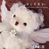 可愛小包包小熊包洋斜背包/側背包 天空之熊兔熊包卡通包