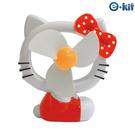 逸奇e-Kit 隨身超靜音/兩段式風速/強力卡通風扇_UF-1503