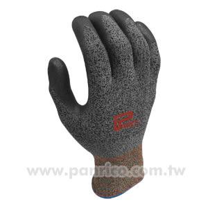 日韓暢銷韓國NiTex P-200 加厚型工作防滑手套(黑色) 防滑手套 透氣防滑工作手套 適登山溯溪