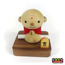 【收藏天地】祈願木飾品*小菩薩.吉∕送禮 擺飾 辦公室 療癒小物