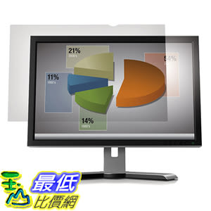 [美國直購] 3M AG23.0W9 Anti-Glare Filter 螢幕防眩光片(非防窺片) Desktop LCD Monitor 23吋 510 mm x 287 mm T01