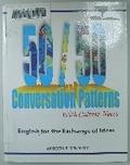 二手書博民逛書店《50/50Conversation Patterns-With