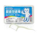 奈森克林 扁線單支包牙線棒(150支/盒)
